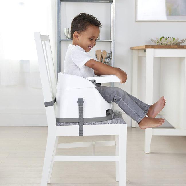 chaise bebe - chaise haute bois