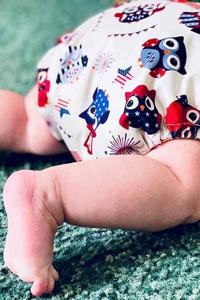 Les meilleures couches lavables pour bébé - comparatif et opinions couches lavables pour bébé