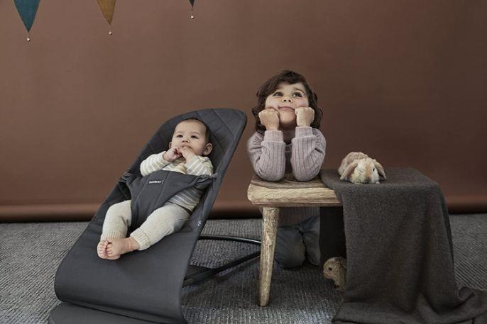 Les meilleurs transats bébé