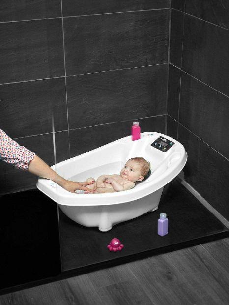 Espace disponible pour mettre la baignoire