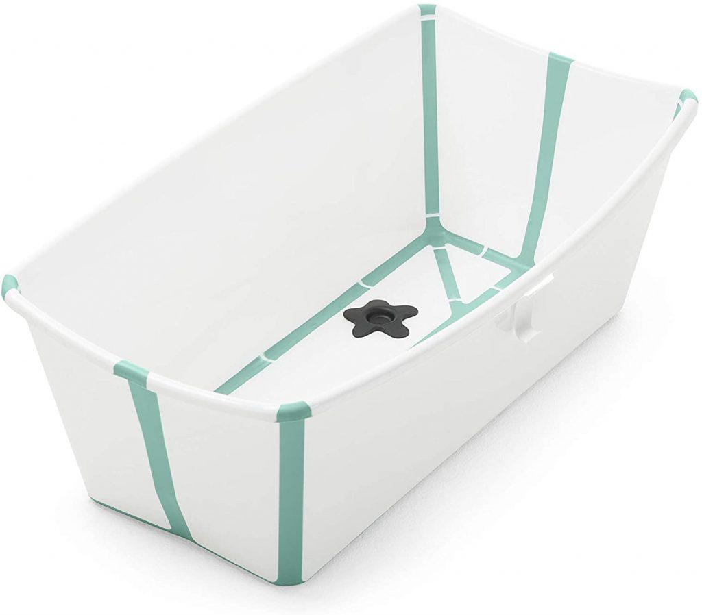 baignoire pliable pour bébés et enfants légère et pliante