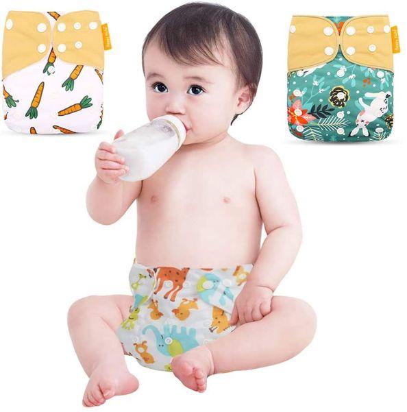 couche lavable piscine - meilleures couches lavables - couche lavable amazon
