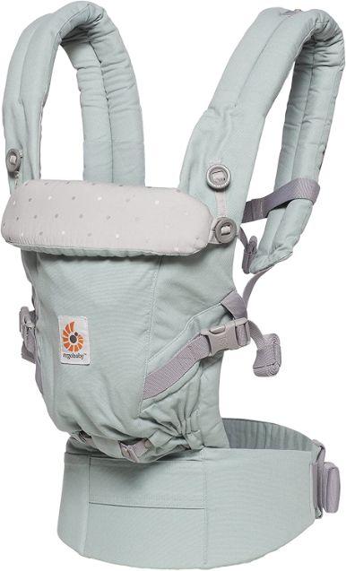 porte bébé physiologique - porte bébé ergonomique