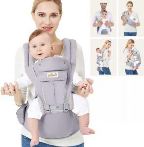 porte bébé ergonomique aubert - meilleur porte bébé ergonomique