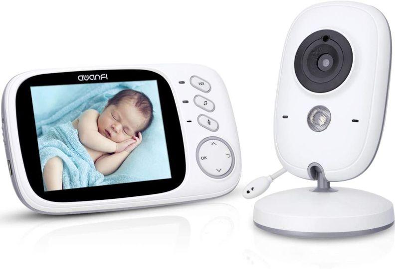 babyphone badabulle - babyphone babymoov - babyphone vidéo avent - babyphone baby move